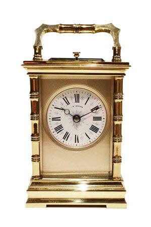 Benson Carriage Clock Antieke rijtuigklok