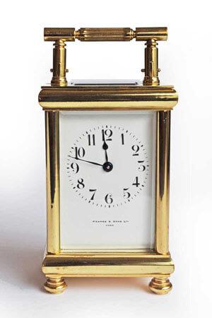 Pearce & Sons Rijtuigklok Carriage clock