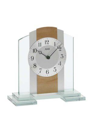 AMS 1124 Tafelklok glas
