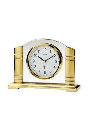 AMS 5143 Tafelklok radiogestuurd goud