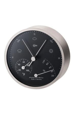 Barigo scheepsbarometer zwart