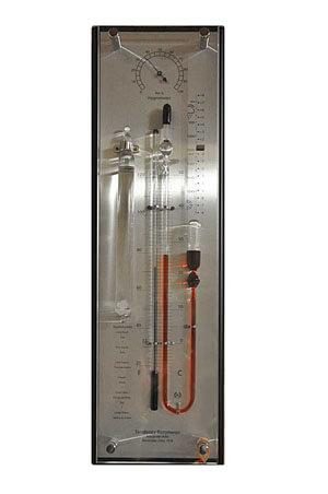 Sympiesometer aluminium