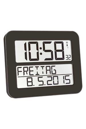 TFA 60.4512.01 klok voor ouderen met datum